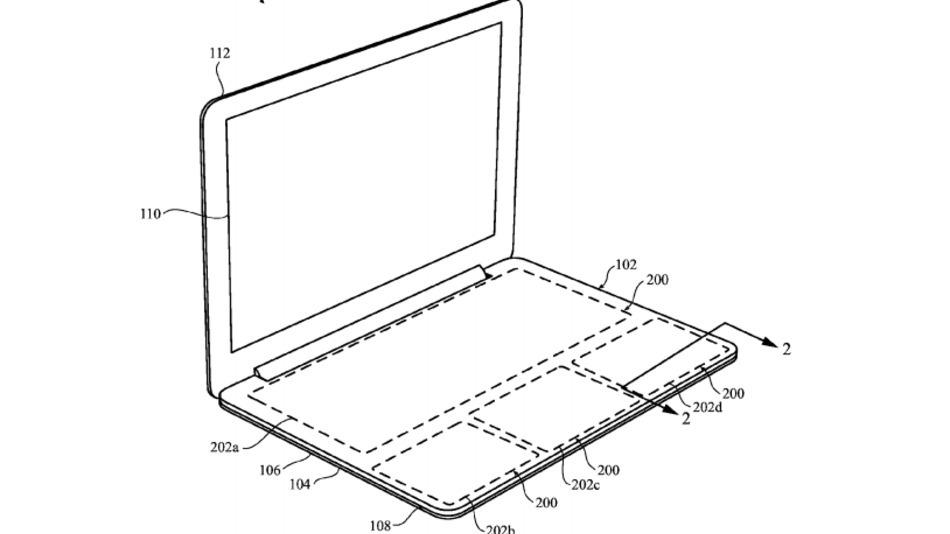 MacBook zonder toetsenbord