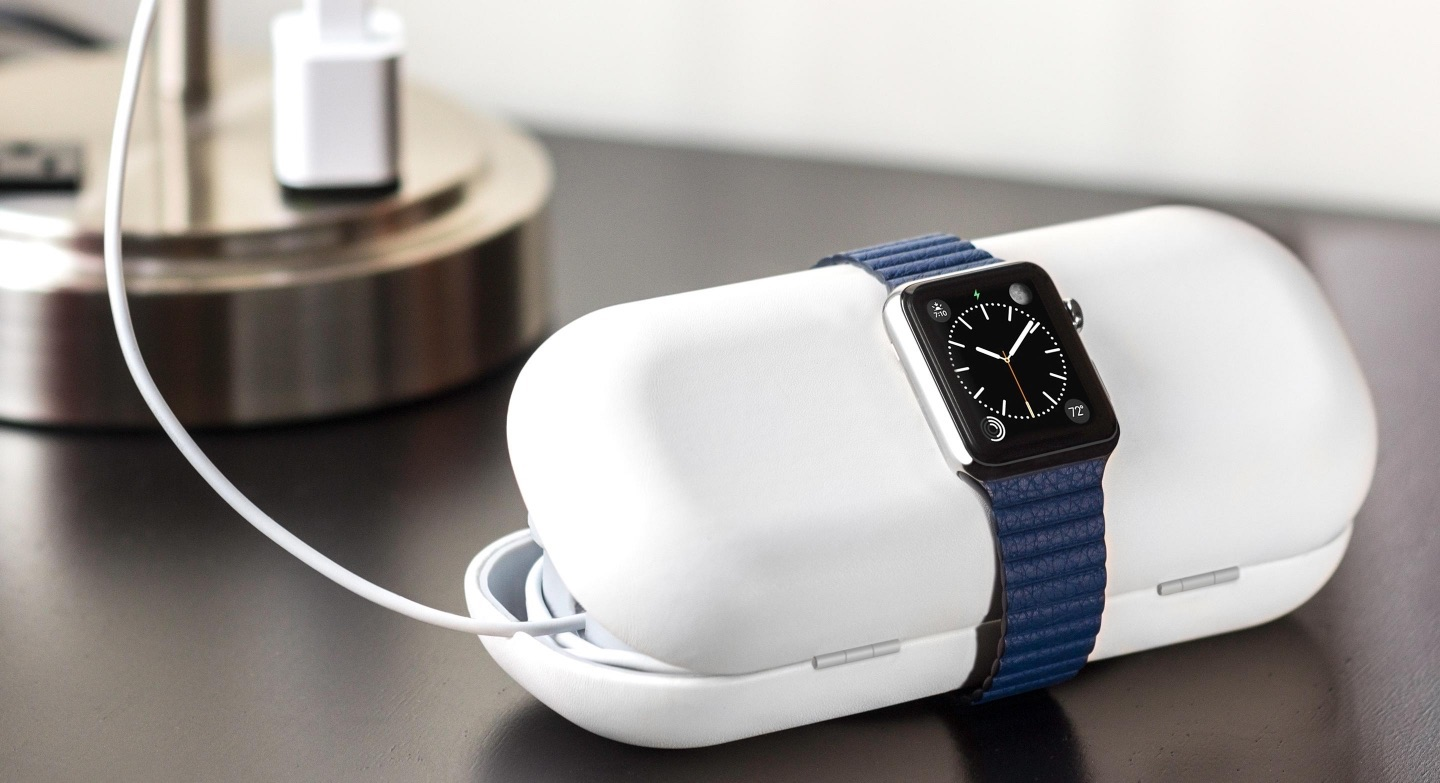 Twelve South TimePorter voor de Apple Watch.
