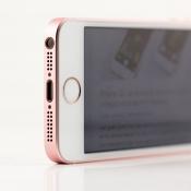 iPhone SE review iCulture: speakergaatjes aan de onderkant