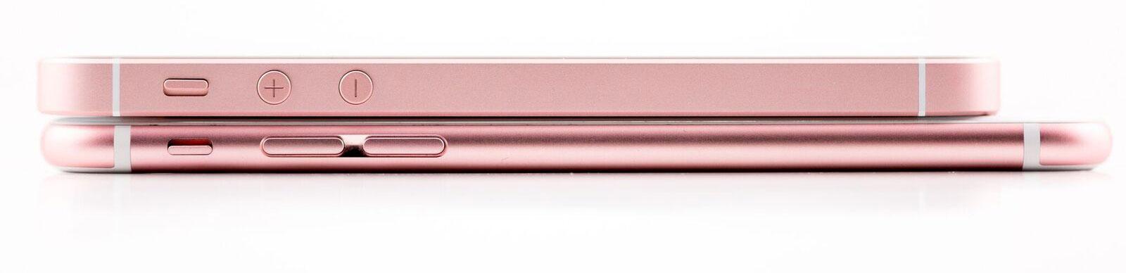 iPhone SE review iCulture: bovenop een iPhone 6s