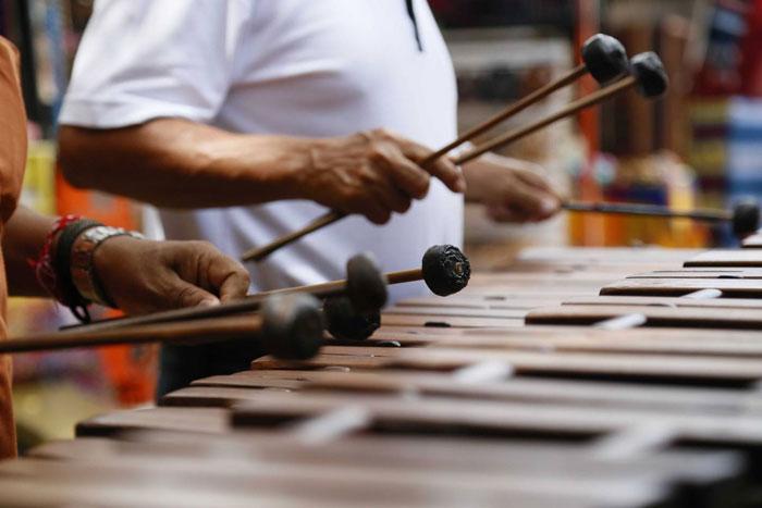 Marimba-geluid