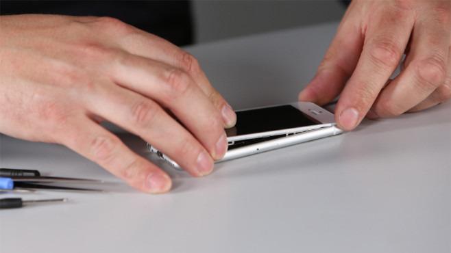 iPhone SE ombouwen