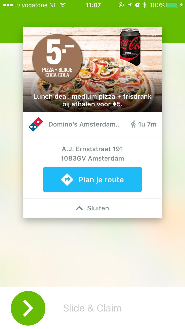 Prise prijsvergelijker is de voormalige Subway-app.
