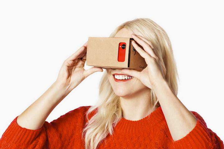 Google Cardboard VR-viewer