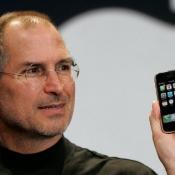 Steve Jobs met iPhone in 2007