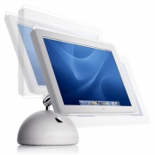 iMac G4 in beweging