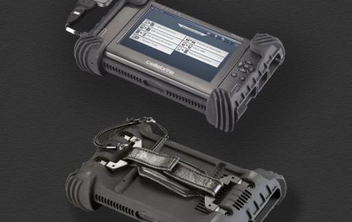 Cellebrite-apparaat voor uitlezen iPhone