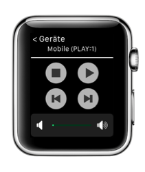 Bedien je Sonos met SonoSequencer op de Apple Watch.
