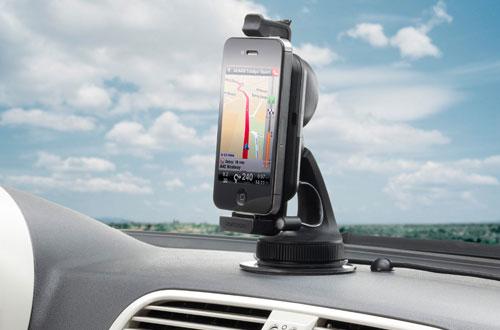 Navigatie in de auto