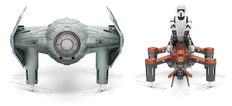 Star Wars-drones