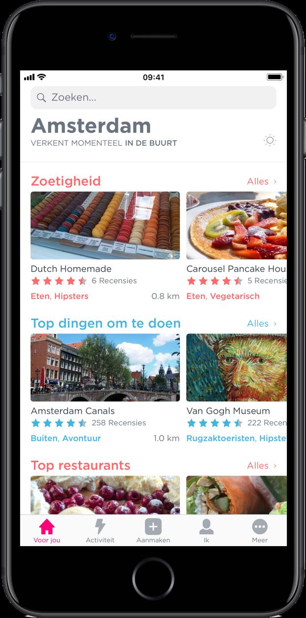 Trip by Skyscanner iPhone-app