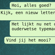 Tekstopmaak in WhatsApp: tekst cursief maken, vetgedrukt of doorhalen