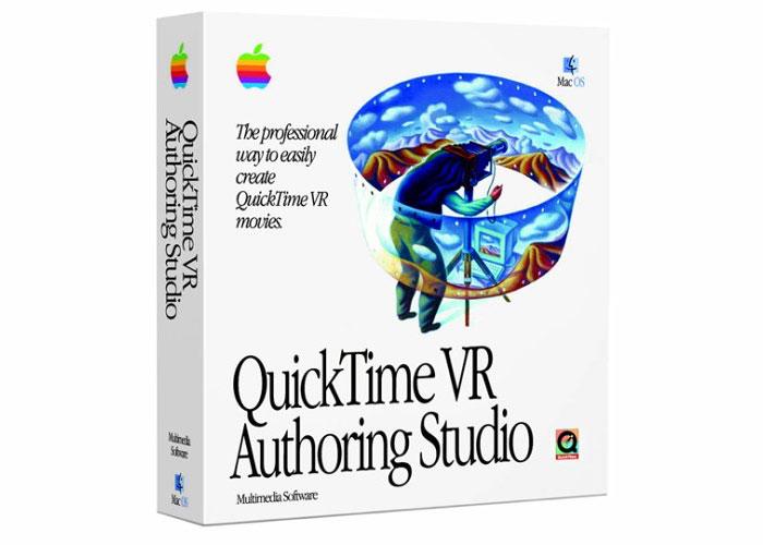 QuickTime VR-doos