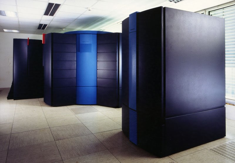 Cray C916 supercomputer