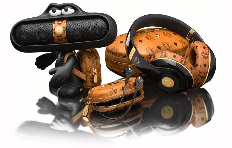 Beats-speaker met accessoires