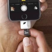 Zo gebruik je microSD-geheugenkaarten op de iPhone