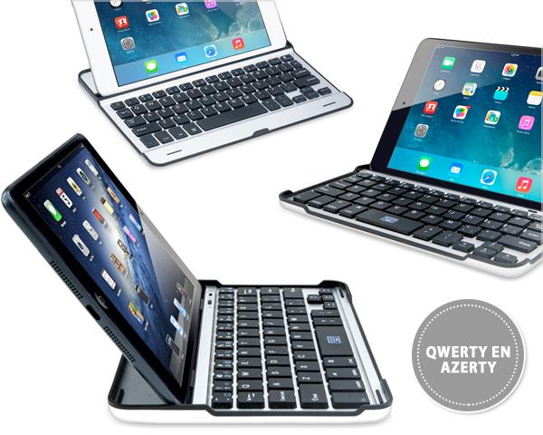 Avanca-toetsenbordhoes voor de iPad.