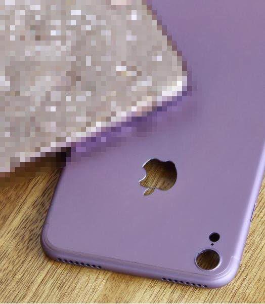 iPhone 7 prototype
