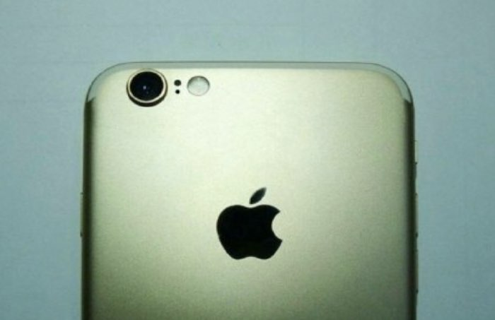 iPhone 7 autofocus
