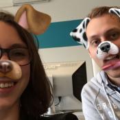 Snapchat voegt een verborgen hondenfilter toe aan de app