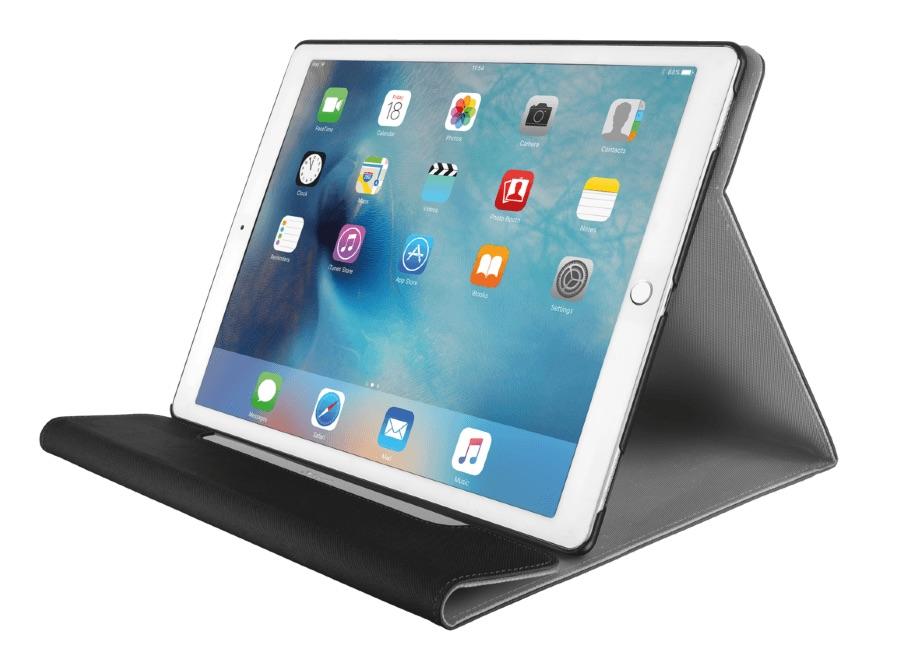 iPad Pro hoezen: Trust Folio Cover voor de iPad Pro.