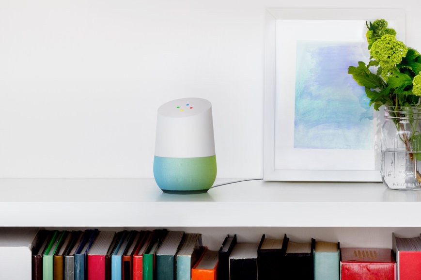 Google Home at home