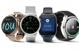 Smartwatches met Android Wear 2.0.