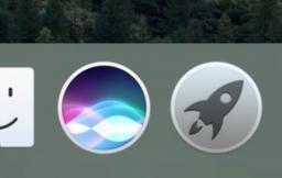 Siri Dock-icoon