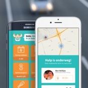 RoadGuard is een nieuwe iPhone-app voor auto- of motorpech