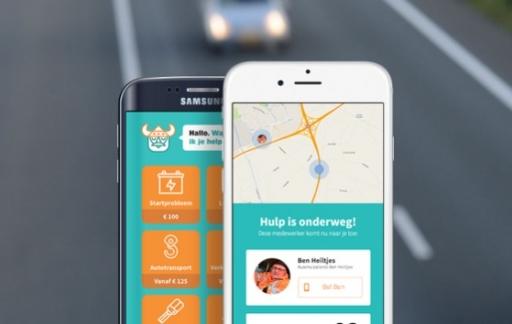 RoadGuard helpt je bij pech onderweg op de iPhone.