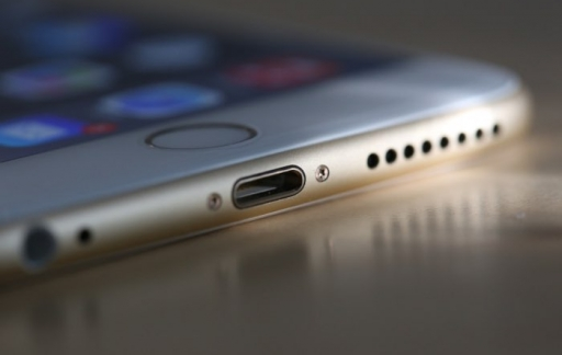 iPhone 6 Plus met Lightning