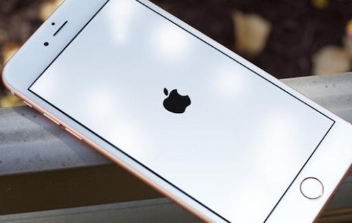 iPhone opstarten
