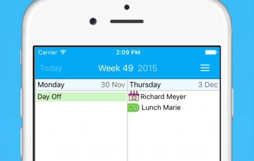 Easy Calendar 4 update