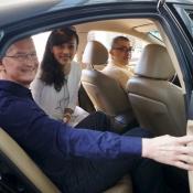 Tim Cook: 'We werken aan een zelfrijdende technologie voor auto's'