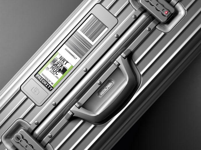 Rimowa kofferlabel bagagelabel