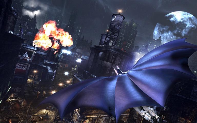 Batman arkham city deals