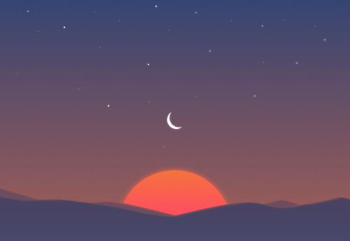 Sunrise einde