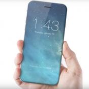 iPhone 8 krijgt scherm tot aan de rand en geïntegreerde Touch ID