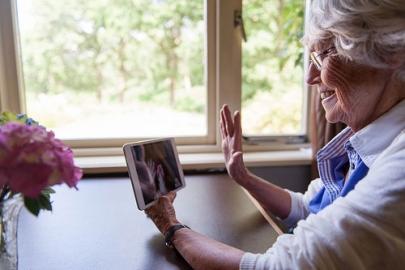 FaceTime voor ouderen