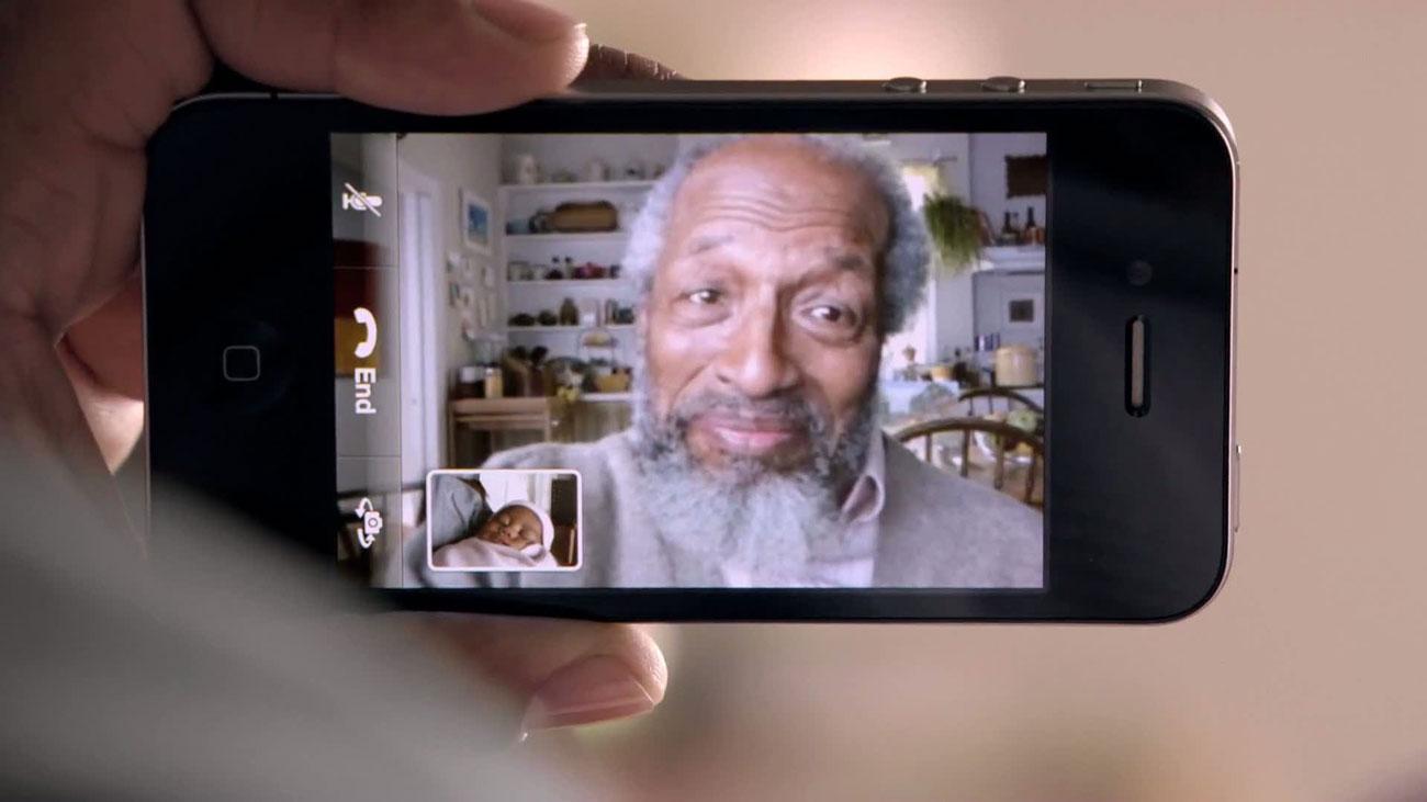 FaceTime ouderen