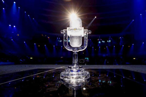 Eurovisie Songfestival beker.