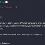 Apple nodigt studenten uit voor WWDC 2016
