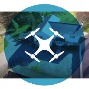 Periscope drone-streams