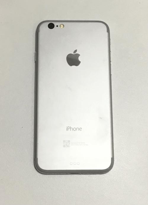 Mogelijke dummy van de iPhone 7.