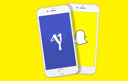 Slinger app voor Snapchat