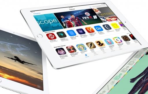 iPads met apps