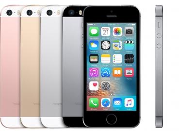 iPhone SE kleuren