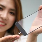 Zo kan Apple de Touch ID-scanner onzichtbaar maken