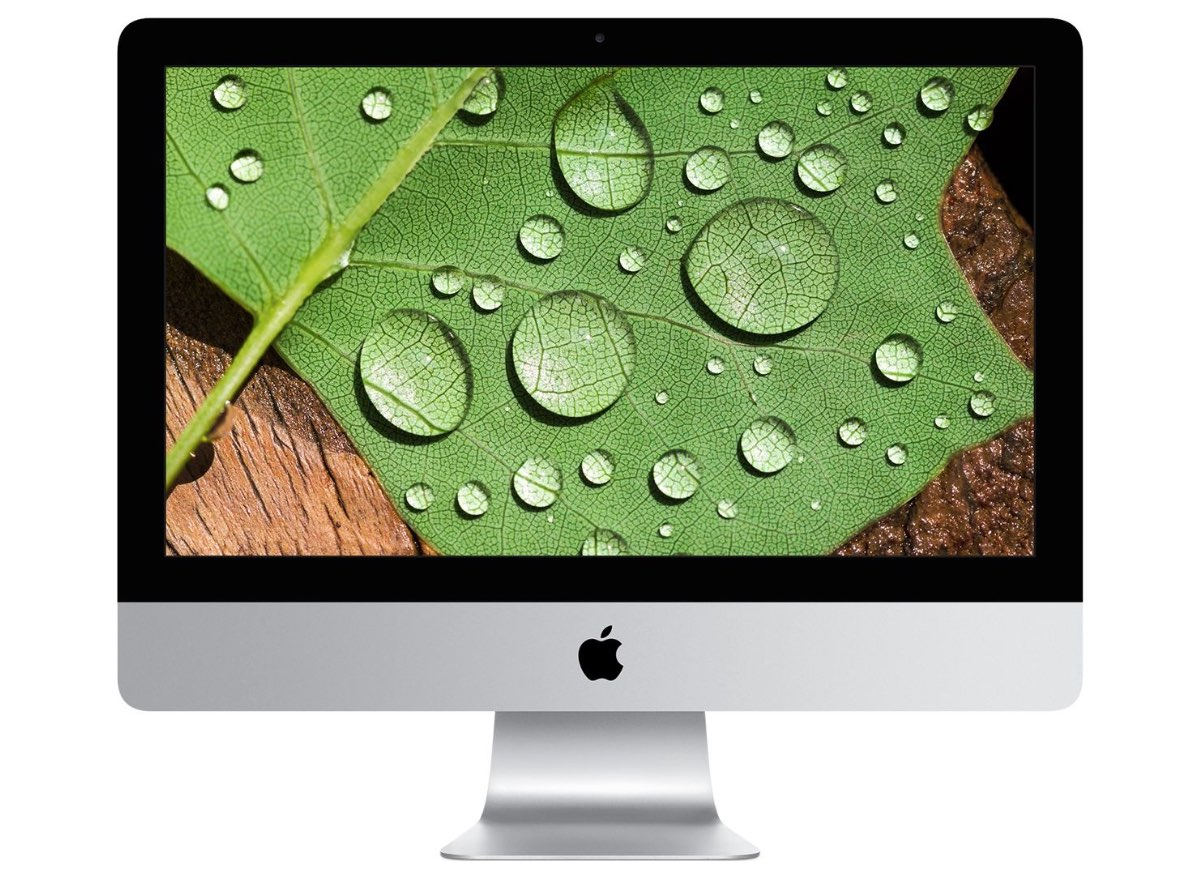 iMac retinascherm