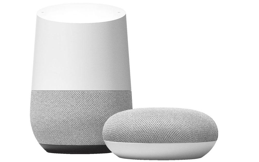 Welke Google Home-speaker